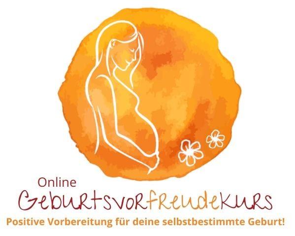 Logo Geburtsvorfreudekurs von Sophie Mikosch