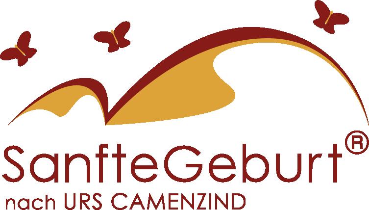 Logo von SanfteGeburt (R), Copyright Urs Camenzind.