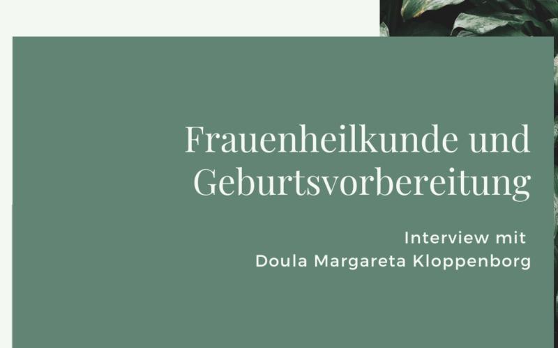 Frauenheilkunde und Geburtsvorbereitung Maragareta Kloppenborg